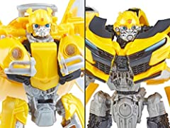 Transformers Studio Series 24 & 25 Deluxe Bumblebee Then & Now Two-Pack