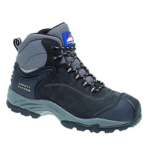 Himalayan - Calzado de protección para hombre negro negro