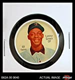 1962 Salada Coins # 69 RED Lenny Green Minnesota Twins (Baseball Card) (Red Buttons on Shirt) Dean's Cards 5 - EX Twins