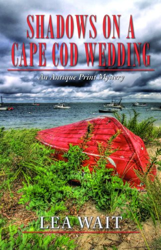 Shadows on a Cape Cod Wedding: An Antique Print Mystery (Antique Print Mysteries (Paperback)) - State Shadow Print Jersey