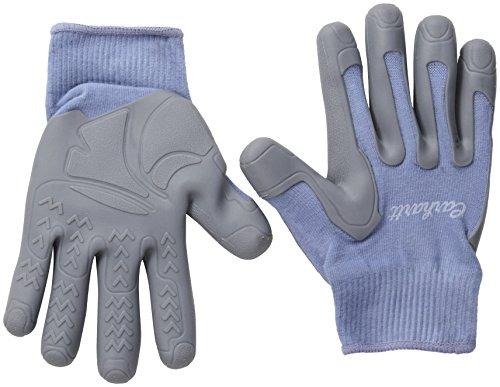 Carhartt Women's  Pro Palm Glove, Country Blue, Small/Medium