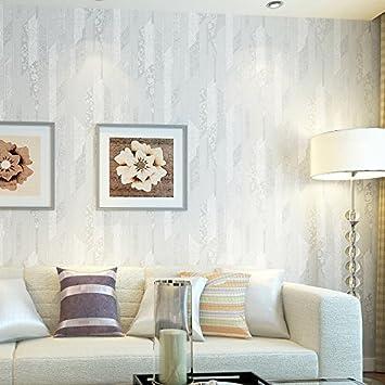 Tv - Hintergrund Wandfarbe Tapete Schlafzimmer Moderne ...