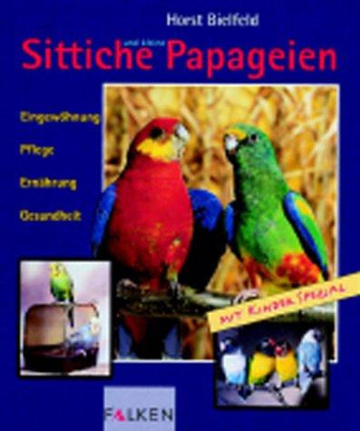 Sittiche und kleine Papageien