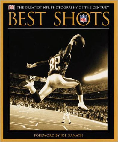 Best Shots: The Greatest NFL Photography of the Century (Namath Photograph)