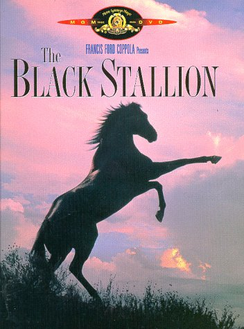 DVD : The Black Stallion (Repackaged)