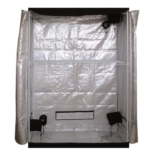 GrowLab 706885 Grow Tent, 25 in x 49 in x 47 in