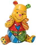 Britto Disney Best Deals - Enesco Disney by Britto Winnie The Pooh Figurine, 7.25-Inch