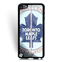Creative Ipod Touch 5th Generation Case, Drop Resistance Ipod Touch 5th Generation Phone Case, Designed Famous Toronto Maple Leafs Style Case for Boy Fans