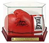 Manny Pacquiao Autographed Everlast Glove (w/ Custom Case)