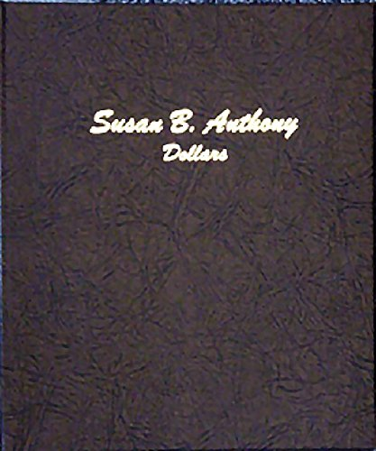 Dansco US Susan B. Anthony Dollar Coin Album 1979 – 1999 #7180