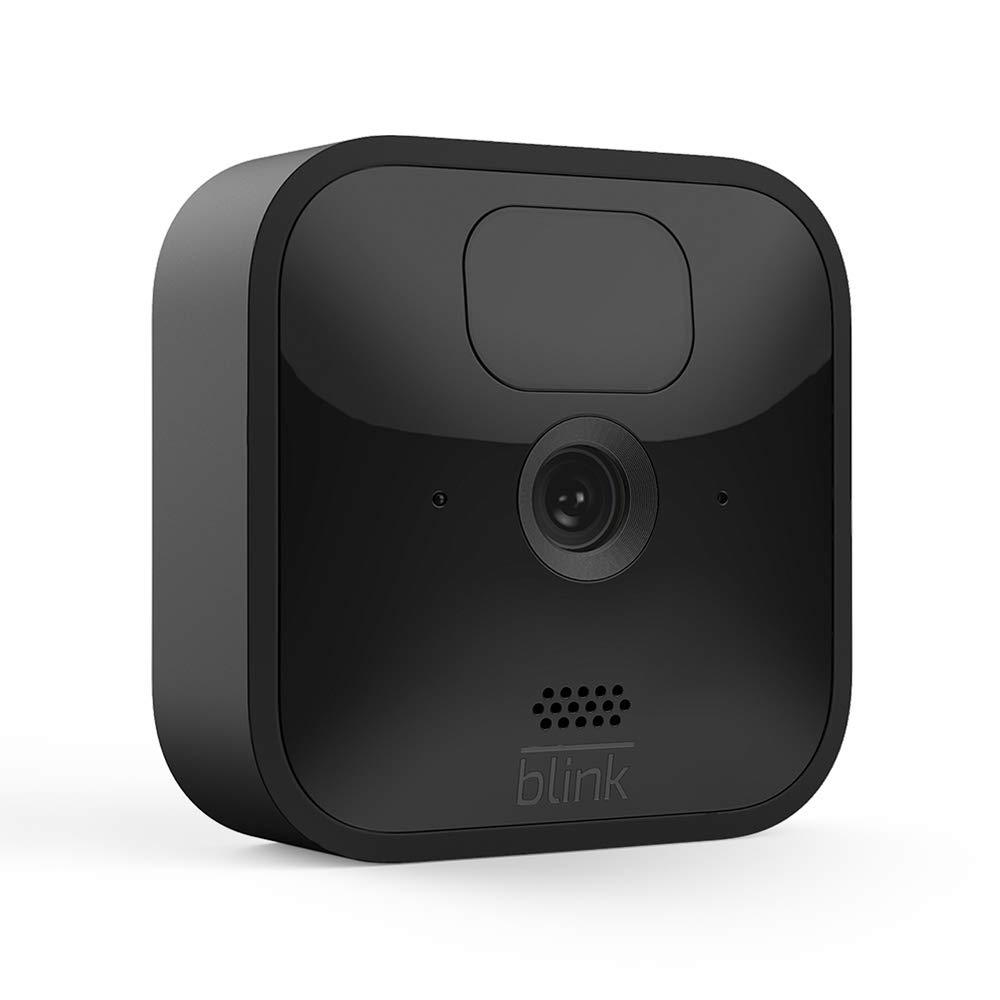Nueva Blink Outdoor | Cámara de seguridad HD inalámbrica y resistente a la intemperie, con 2 años de autonomía y detección de movimiento | 1 cámara