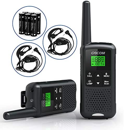 GOCOM Walkie Talkies For Adults Two-Way
