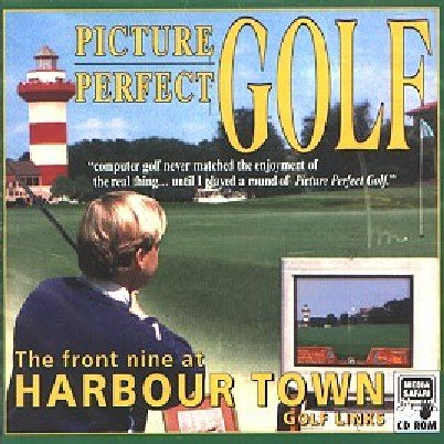 Picture Perfect Golf Front Nine at Harbour Town Golf Links ()