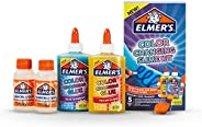 Elmer's Color Changing Slime Kit   Slime Supplies Include Elmer's Color Changing Glue, Elmer'S Magical Liquid Slime Activato