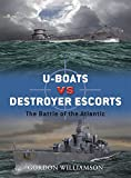U-boats vs Destroyer Escorts: The Battle of the Atlantic (Duel)