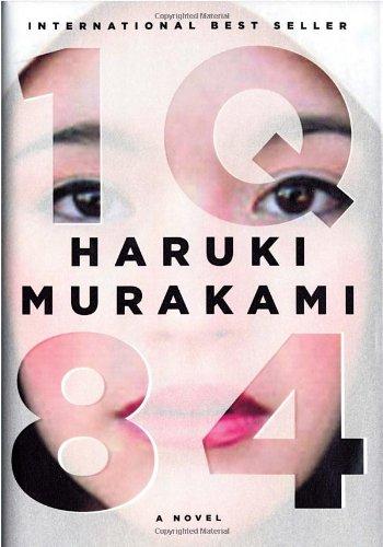 1Q84 by Haruki Murakami, Knopf