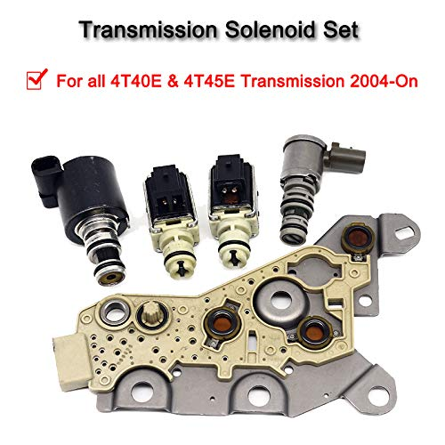 4T40E / 4T45E Transmission Solenoid Set Replacement For GM 99174 (2004-ON) Variable Speed Solenoid Valve Set