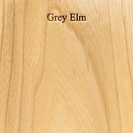 1 Grey Elm Board @ 3/4 inch Thick, 5 inches Wide, 16 inches Long  Kiln Dry  Lumber
