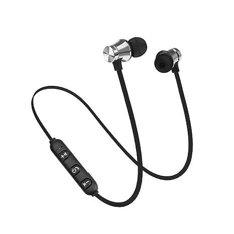 Dewanxin Auriculares In-Ear Auriculares In-Ear Bass Magnéticos ...