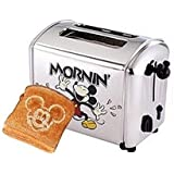 VillaWare V5555-11 MICKEY Mornin Toaster