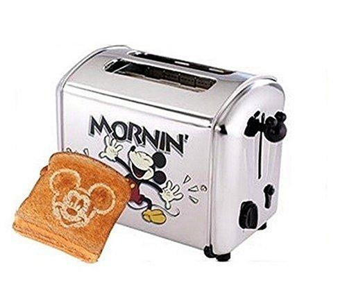 VillaWare V5555-11 MICKEY Mornin Toaster by Villaware