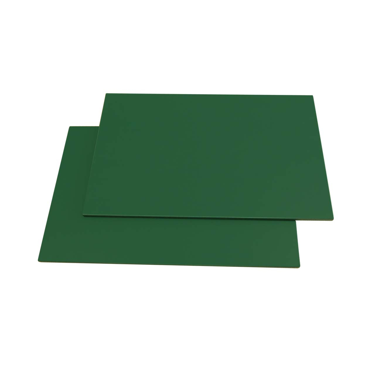 MONTESSORI OUTLET Blank Green Boards (2 pcs) by MONTESSORI OUTLET