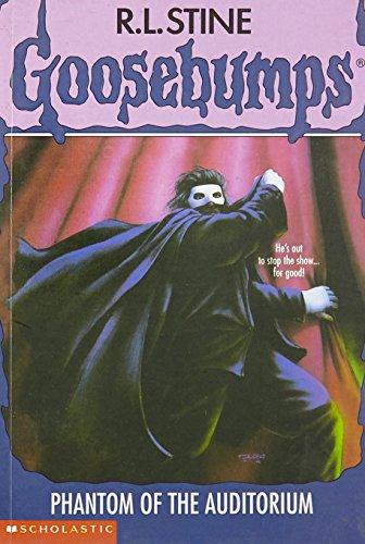 Phantom of the Auditorium (Goosebumps #24) (Best Auditoriums In The World)