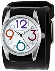 Nemesis Womens HST109S Showgirl Sleek Design Watch