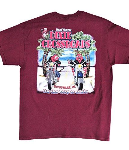 Cross Biker T-Shirt - 4
