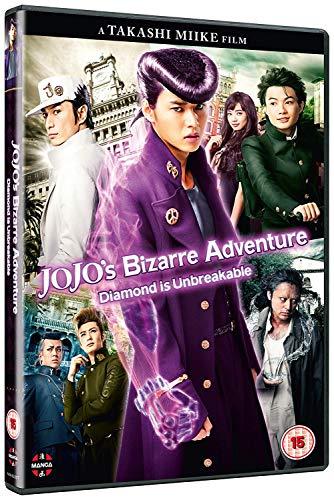 JoJo's Bizarre Adventure: Diamon...
