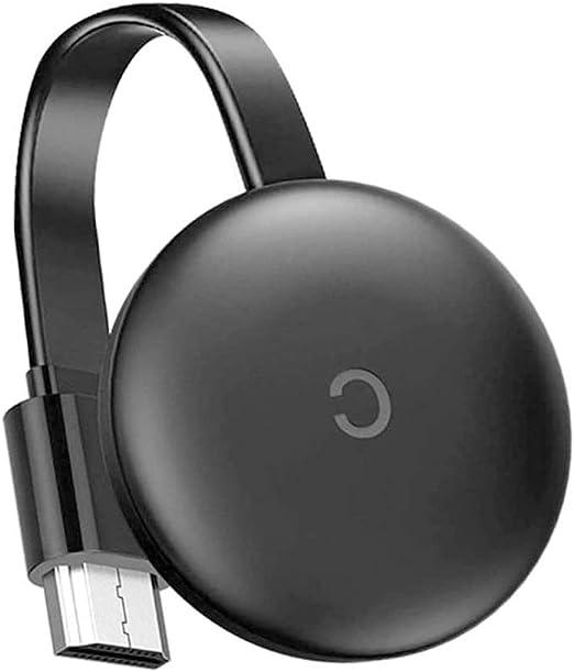 Stick De TV para El Nuevo Google Chromecast 3 para Netflix Youtube WiFi Pantalla HDMI Dongle Inalámbrica Miracast para Android iOS PC,WiFi Aparato,para La Conexión De WiFi: Amazon.es: Hogar