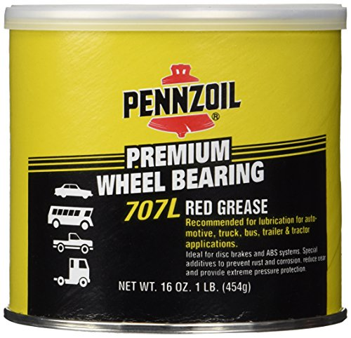 pennzoil-7771-707l-premium-wheel-bearing-red-grease-1-lb-tub