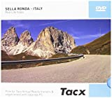 Tacx Films Real Life Video Mountain Stages Sella Ronda - Italy by Tacx