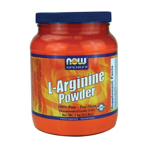 Now Foods L-Arginine Powder - 2.2 lbs.