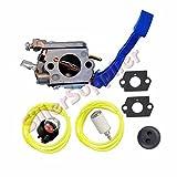 Carburetor For Zama C1Q W37 Husqvarna 125B 125BX 125BVX Blower 545081811
