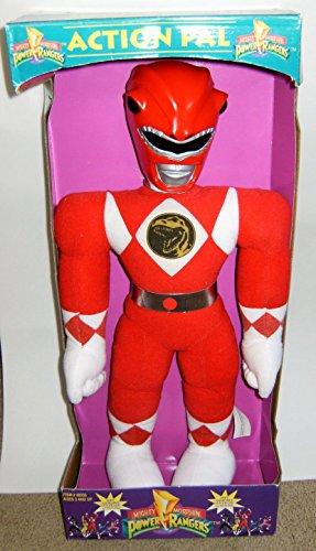 (Power Rangers 18 inch Plush Red Ranger Jason Figure)