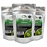 Senna Tea 3-Pack 90 Bags 100% Pure, All-Natural, Herbal Laxative/Cleanser Review