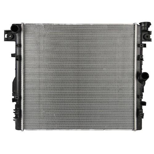 Spectra Premium CU2957 Complete Radiator for Jeep Wrangler -