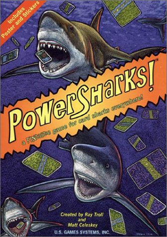 Power Sharks (Puzzle Box Plans)