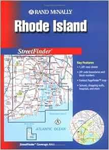 StreetFinder Boston (Rand McNally StreetFinder Atlas Series)