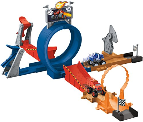 Fisher-Price-Nickelodeon-Blaze-the-Monster-Machines-Monster-Dome-Playset