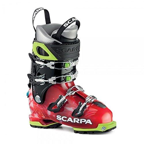 Scarpa Womens Freedom SL Ski Boots 255 by SCARPA