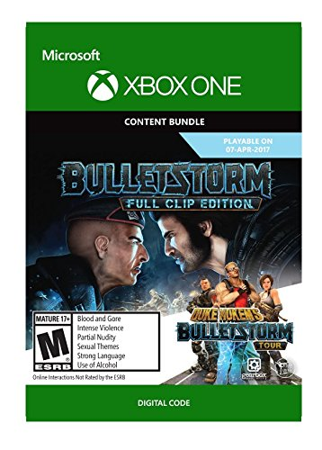 Bulletstorm: Full Clip Edition - Xbox One Digital Code by Gearbox