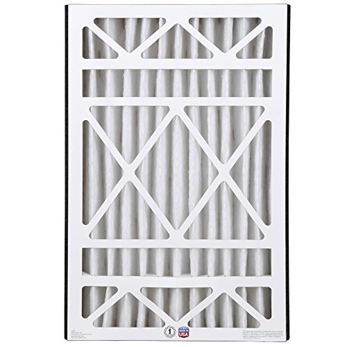 BestAir AB3-1625-11R Air Cleaning Furnace Filter, MERV 11, For Trion Air Bear, Supreme, Skuttle, GeneralAire, Source1 & Ultravation Models, 16″ x 25″ x 3″, 3 Pack