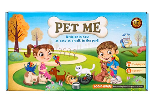 Logic Roots PET ME Multiplication And Division Game Stem Toy