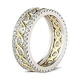 Gold Elephant Wedding Women Men Ring Size 8