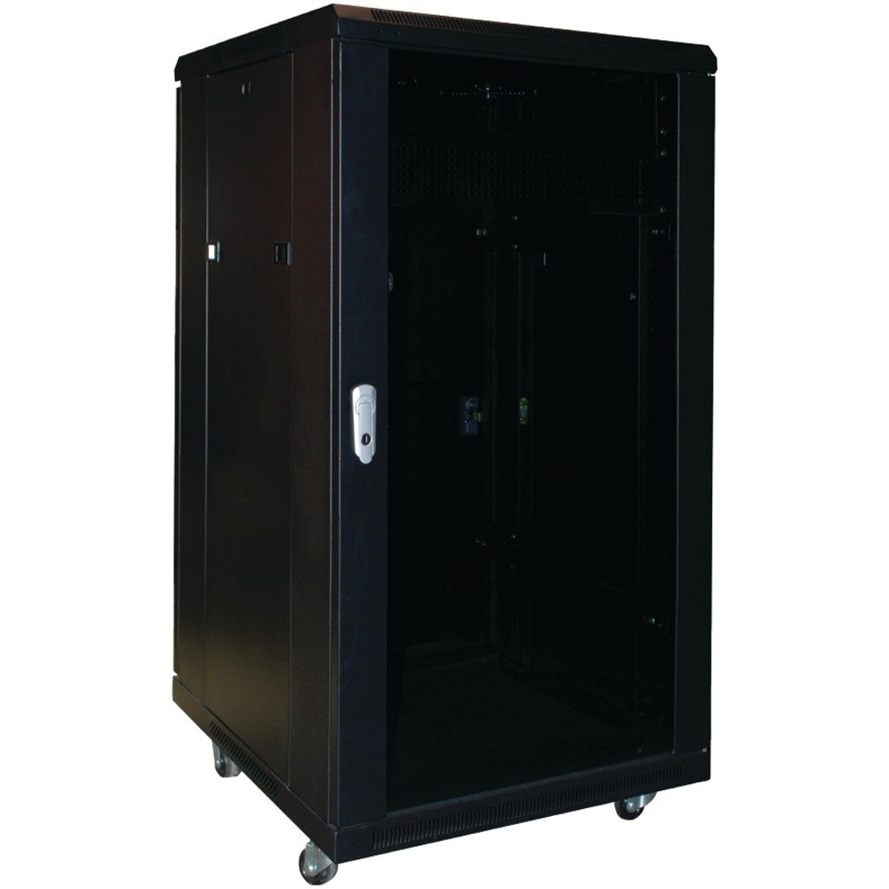 OmniMount Enclosed Rack System 18 Rack Spaces
