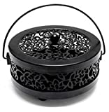 OmiyaDIY Mosquito coil holder of Iron Classical design