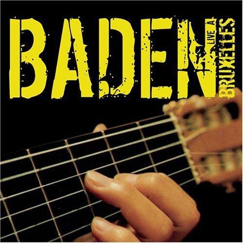 Baden Live à Bruxelles by SUNNYSIDE