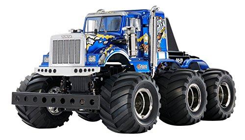 Tamiya 1/18 Konghead 6×6 G6-01 Truck Kit